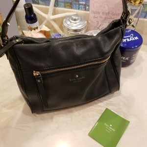 AUTHENTIC KATE SPADE SOFT LEATHER HOBO